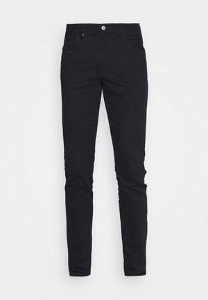 5 POCKET PANT - Jean slim - navy