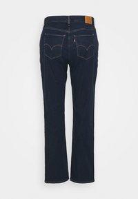 Levi's® Plus - 724 PL HR STRAIGHT - Straight leg jeans - dark blue denim - 6