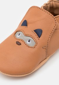 Shoo Pom - RACCOON UNISEX - First shoes - camel/multicolor - 5
