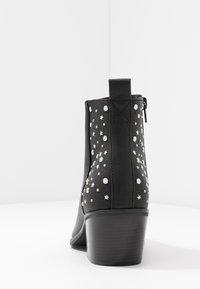 Even&Odd - Kotníková obuv - black - 5