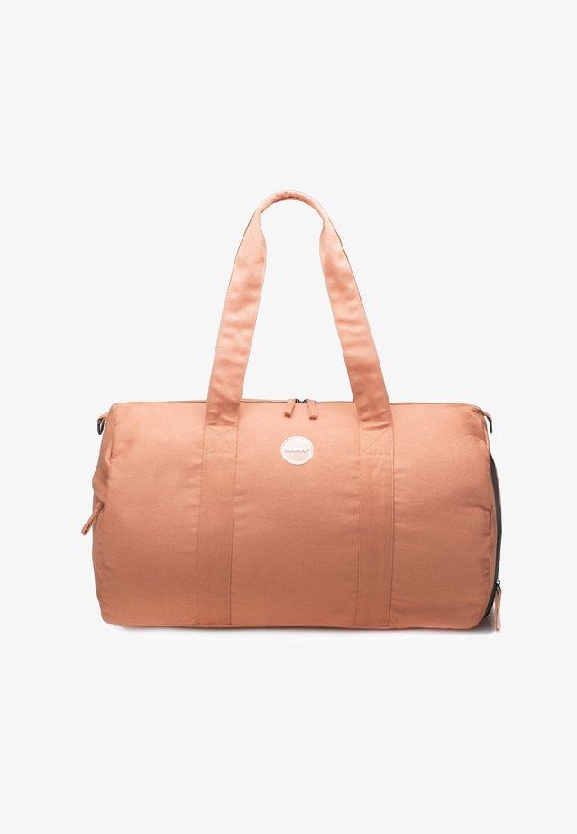 Cestovní taška - terracotta