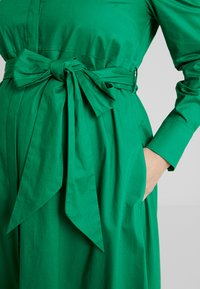 IVY & OAK Maternity - Abito a camicia - secret garden green - 5