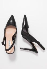 Even&Odd - Classic heels - black - 3