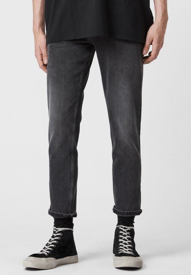 DEAN - Jeans slim fit - black