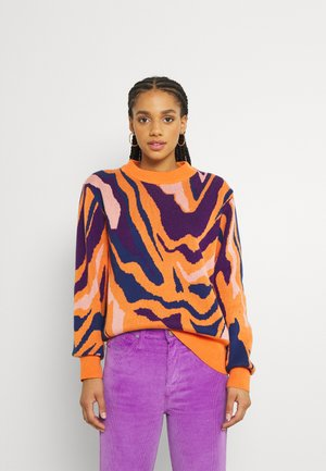 Sweter - ambidextra rave