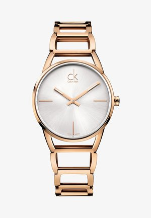 STATELY - Watch - rosegold-colored/silver-colored