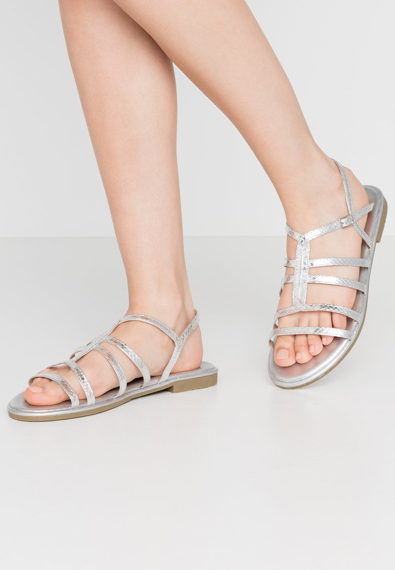 Mariamare - Sandaler - silver