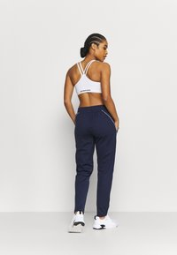 Under Armour - TRICOT PANT - Tracksuit bottoms - midnight navy - 2