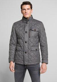 JOOP! - CLINTONS - Light jacket - grau meliert - 0