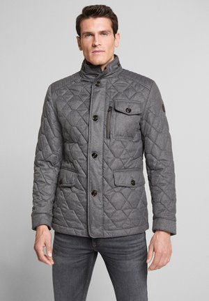 CLINTONS - Light jacket - grau meliert