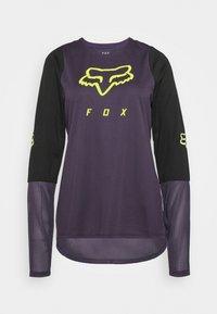 Fox Racing - WOMENS DEFEND - Funktionsshirt - dark purple - 0