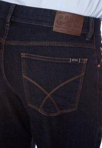 BRAX - COOPER - Straight leg jeans - darkblue - 3