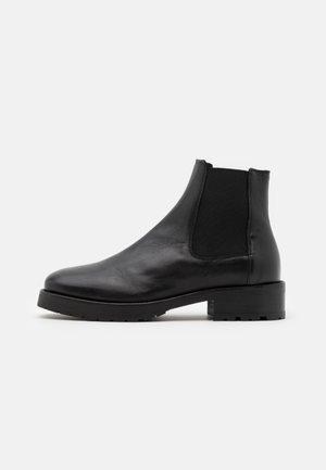 SLHALEXANDER CHELSEA BOOT - Kotníkové boty - black