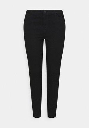 VMJUDY - Slim fit -farkut - black