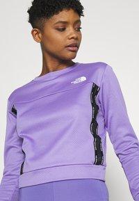 The North Face - Sweatshirt - pop purple - 3