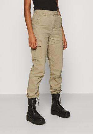 RUBY CARGO TROUSER - Trousers - hazelwood