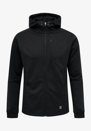 HMLTROPPER - Træningsjakker - black
