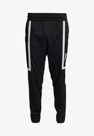 M NSW NIKE AIR PANT PK - Verryttelyhousut - black/smoke grey