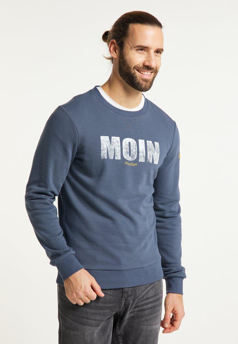 Schmuddelwedda - Sweatshirt - rauchmarine