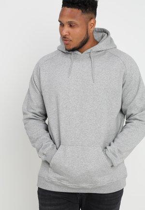 BLANK HOODY - Hoodie - grey