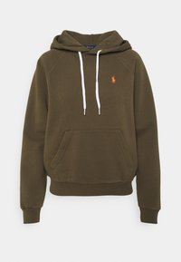 LONG SLEEVE - Hoodie - expedition olive