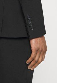 Selected Homme - SLHSLIM MAZELOGAN SUIT - Oblek - black - 8
