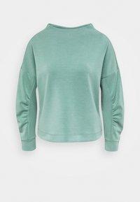 Opus - GATHER - Sweatshirt - mineral green - 4