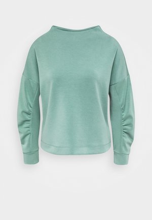 GATHER - Sweatshirt - mineral green
