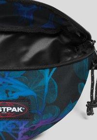 Eastpak - FLOWER-RAY/AUTHENTIC - Bum bag - dark ray - 2