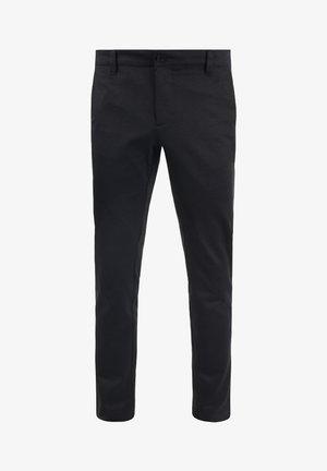 Pantalones chinos - mini herringbone