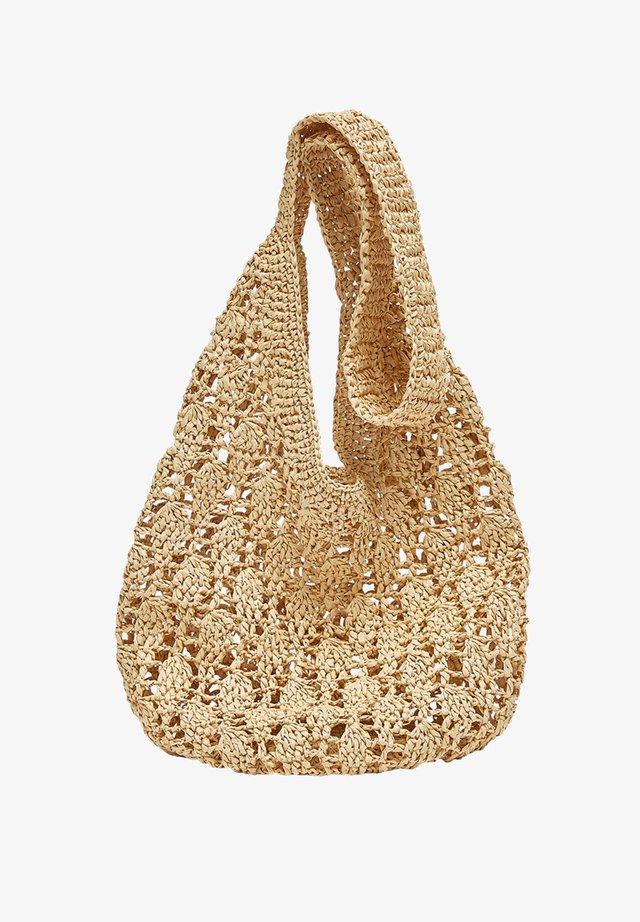 Håndtasker - sand