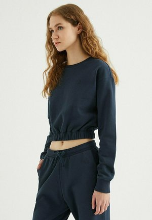 Sweatshirt - blue nights