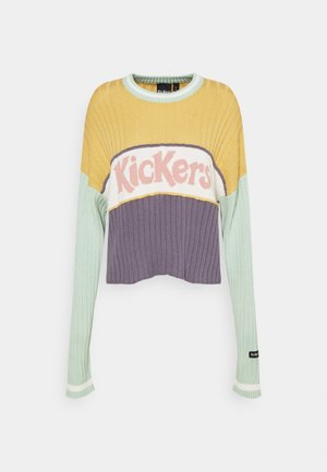 CANDY PANEL JUMPER - Jumper - multi