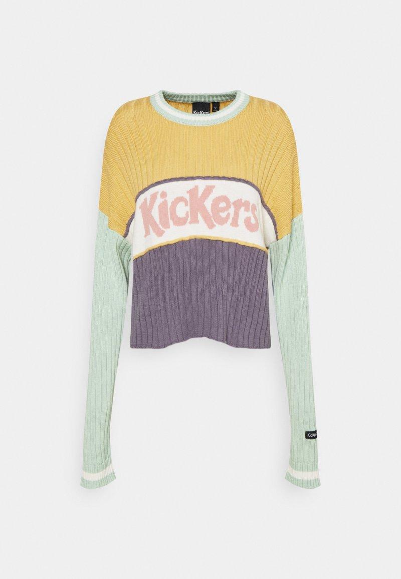 Kickers Classics - CANDY PANEL JUMPER - Jumper - multi