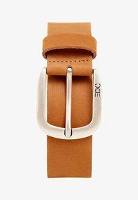 Esprit - BASIC PLUS - Belt - RUST BROWN - 1