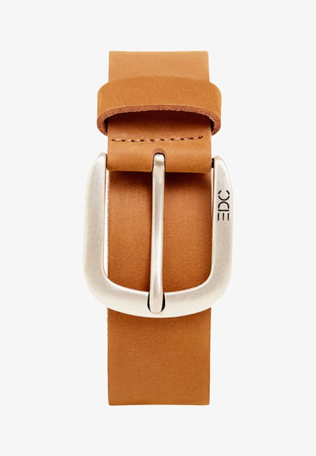 BASIC PLUS - Belt - RUST BROWN