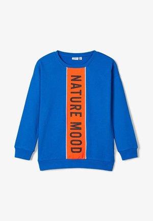 Sweatshirt - imperial blue