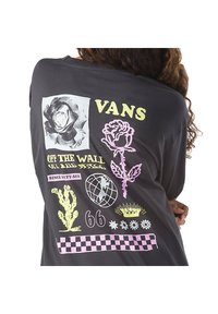 Vans - WM ALTA LOMA OS LS - Long sleeved top - phantom - 2