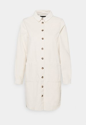PCPHOEBE DRESS - Shirt dress - birch