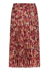 Betty & Co - Pleated skirt - red/rosè - 4