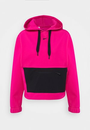 EDGEWRKS HOODIE - Jersey con capucha - pink