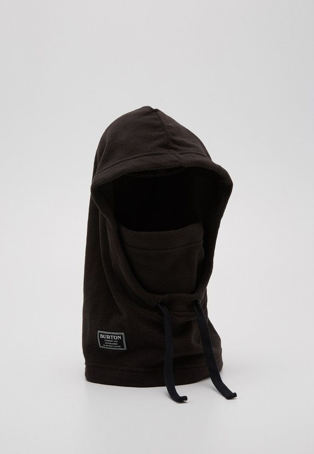 BURKE HOOD CASTLEROCK - Bonnet - true black