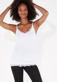 Tezenis - Undershirt - bianco - 2