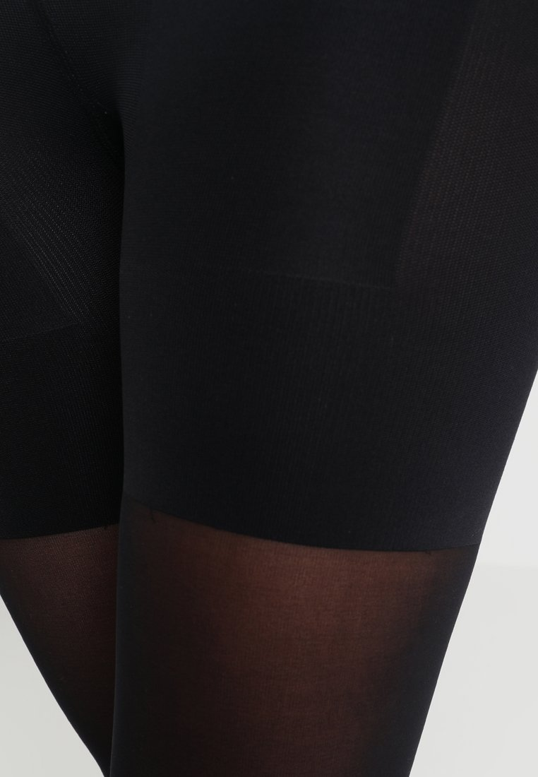 Calvin Klein Underwear - HIGH WAIST SHAPER TIGHT - Tights - black