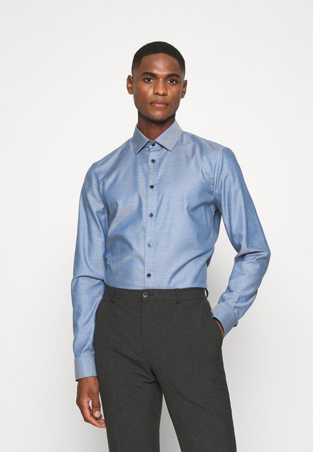 Business skjorter - rauchblau