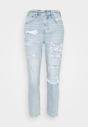BOYFRIEND - Jeans relaxed fit - light super bleach