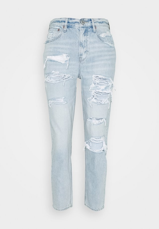 BOYFRIEND - Relaxed fit jeans - light super bleach