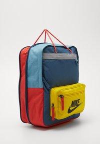 Nike Sportswear - TANJUN UNISEX - Tagesrucksack - thunderstorm/speed yellow/black - 5