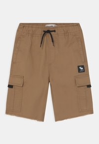 Abercrombie & Fitch - UTILITY  - Shorts - light brown - 0
