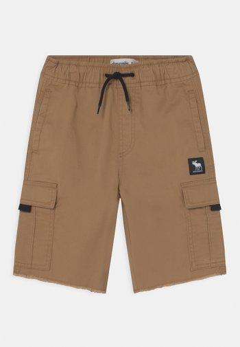 UTILITY  - Shorts - light brown